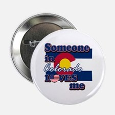 "someone in colarado loves me 2.25"" Button (100 pac"