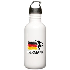 Germany Football Water Bottle