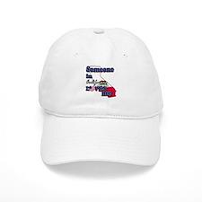 someone in california loves me Baseball Cap