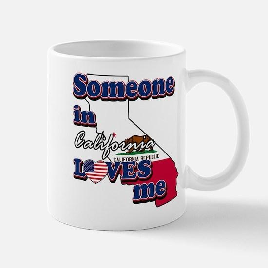 someone in california loves me Mug