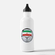 Iran Soccer Water Bottle