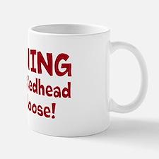 Crabby Redhead Mugs