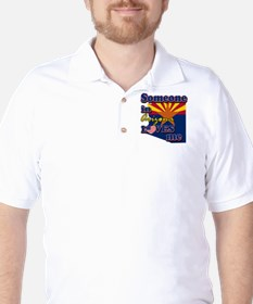 someone in arizona loves me T-Shirt