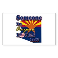 someone in arizona loves me Decal