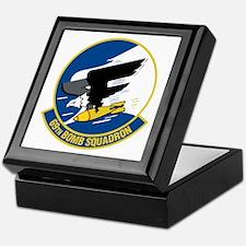 69th Bomb Squadron Keepsake Box