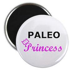 Paleo Princess Magnet