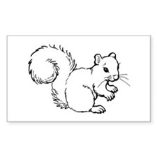 Cute Squirrel T-shirts Gifts Decal