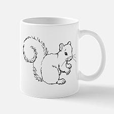 Cute Squirrel T-shirts Gifts Mug