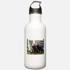 4 4-H Cowboys & a Lone 4-H Cowgirl Water Bottle