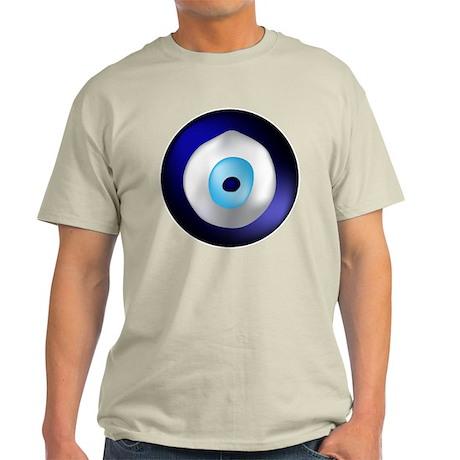 Evil Eye Protection Light T-Shirt