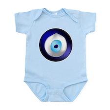 Evil Eye Protection Infant Bodysuit