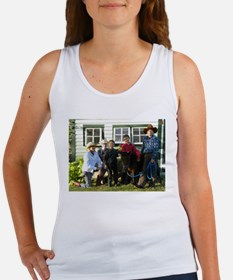 4 4-H Cowboys & a Lone 4-H Cowgirl Women's Tank To
