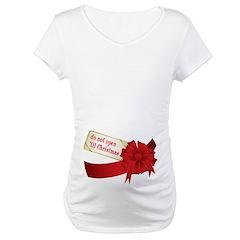 Do Not Open 'Til Christmas Shirt