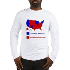 Liberal Nutjobs Long Sleeve T-Shirt