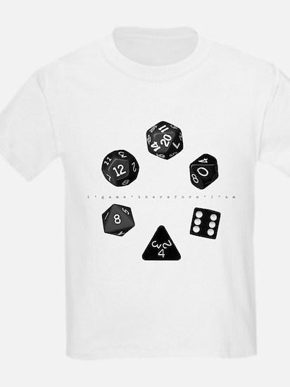 Dice Ring Kids T-Shirt