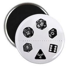 Dice Ring Magnet