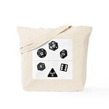 Dice Ring Tote Bag