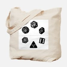 Dice Ring Tote Bag