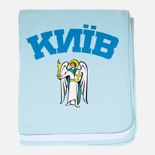 Kiev baby blanket