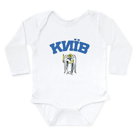 Kiev Long Sleeve Infant Bodysuit
