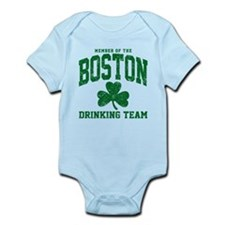 Boston Drinking Team Infant Bodysuit