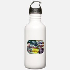 Female Veteran Pride Water Bottle