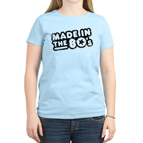 Made In The 80's Women's Light T-Shirt