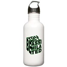 You will be Assimilated Water Bottle