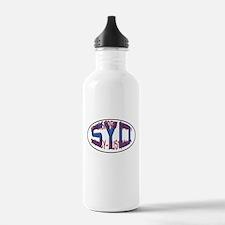 SYD Sydney Australia Water Bottle