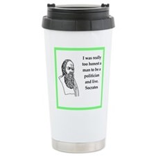 Navy Grandson Large Thermos® Bottle