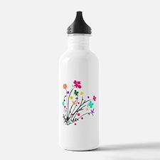 'Flower Spray' Water Bottle