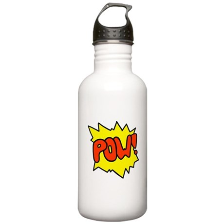 'Pow!' Stainless Water Bottle 1.0L