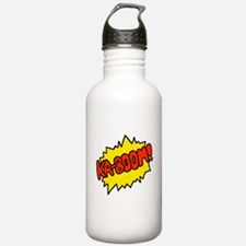 'Ka-Boom! Water Bottle