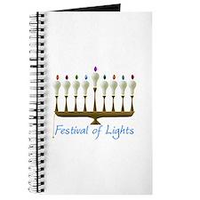 Chanukah Lights Journal