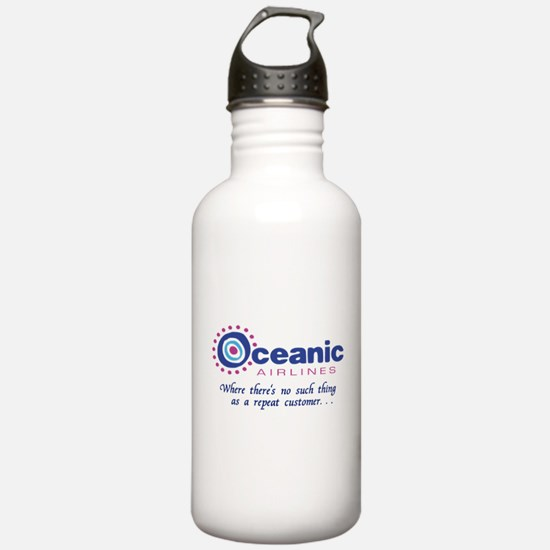 'Oceanic Airlines' Water Bottle