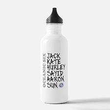 'Oceanic Six' Water Bottle