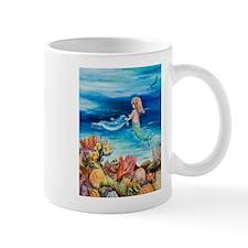 Mermaid and Dolphine meet Mug