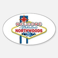 Snowmobiling/Welcome to the N Decal