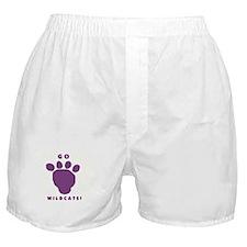 Go Wildcats ! Boxer Shorts