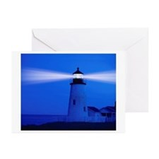Pemiquid Lighthouse Greeting Cards (Pk of 20)