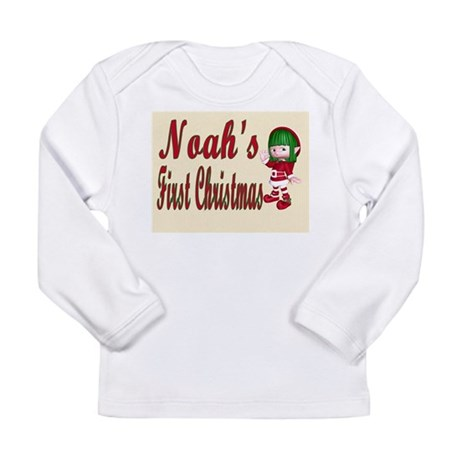Noah's Long Sleeve Infant T-Shirt