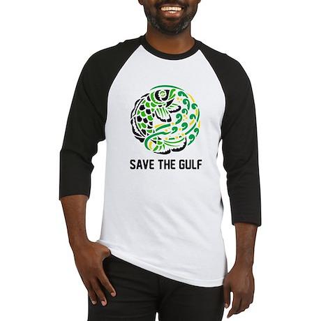 Save The Gulf Baseball Jersey