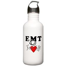 EMT For Life Water Bottle