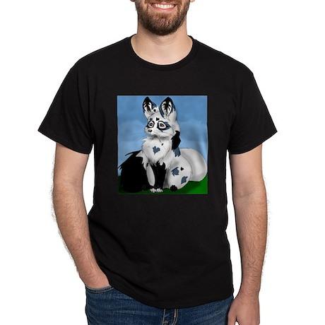Marble Fox Dark T-Shirt