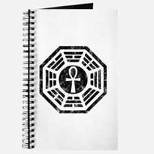 Dharma Black Ankh Journal