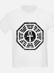Dharma Black Ankh T-Shirt
