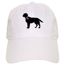 Labrador Retriever Breast Can Baseball Cap