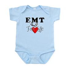 EMT For Life Infant Bodysuit
