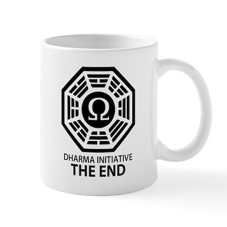 Dharma Omega Mug