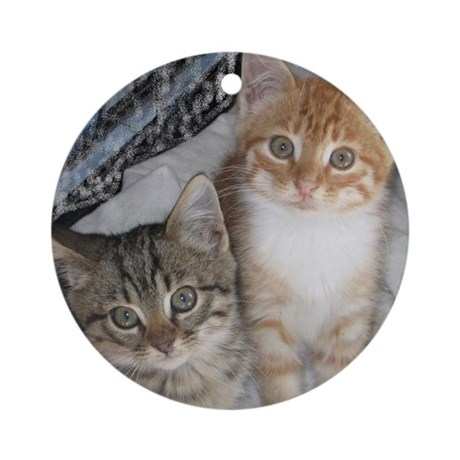 Just Kittens Ornament (Round)